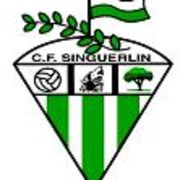 Singuerlín CF--- A.E.Unificació Badalona Sud