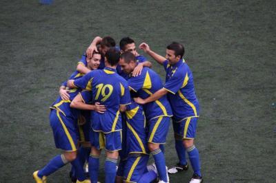 Penya Barcelonista Anguera 1 -Unificació Badalona Sud 2